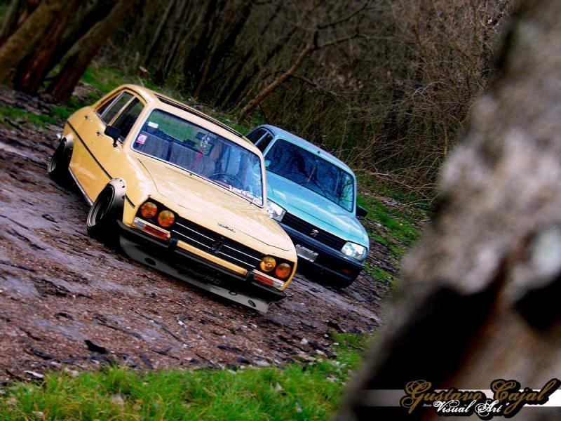 Moonlight Garage - The Peugeota - 1JZ Peugeot 504