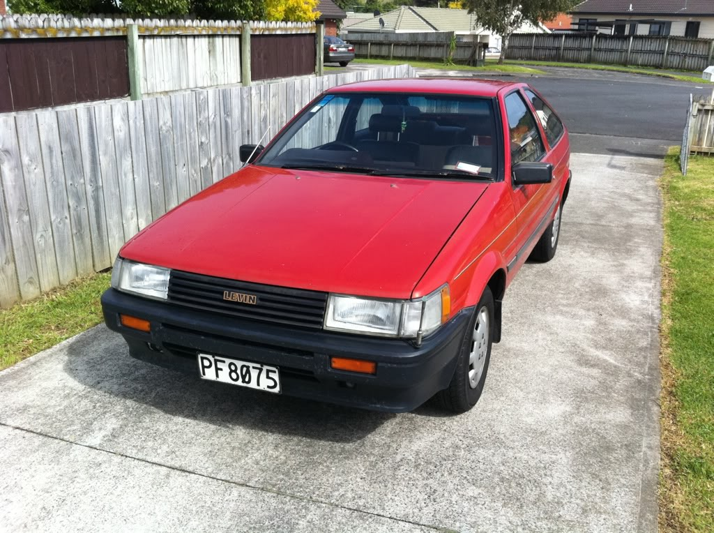 Stalkers daily AE85 - with 7AGE