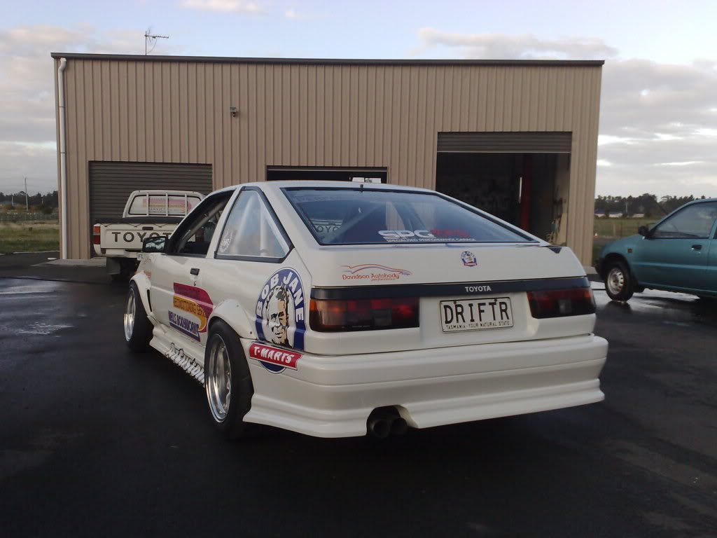Car Updates [Archive] - Page 2 - AE86 Driving Club ( AE86DC )