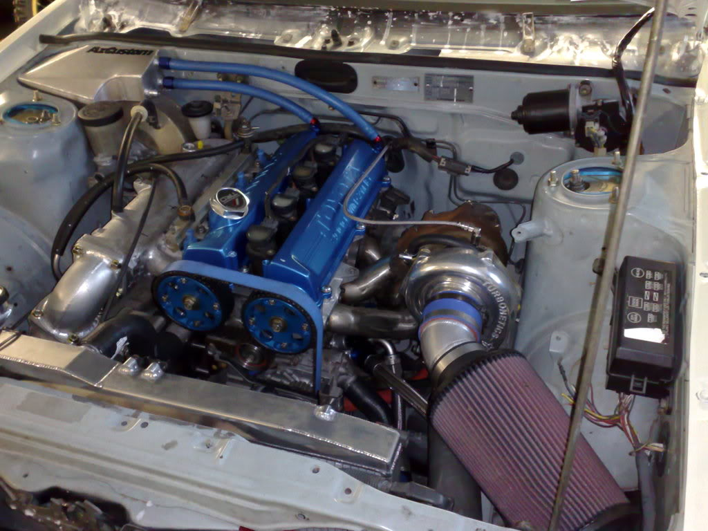 Marks 3sgte 400 Kw Ae86 Track Car Archive Driving Club Thread How To 4age Into Adm Ae71 Wiring Guide Ae86dc