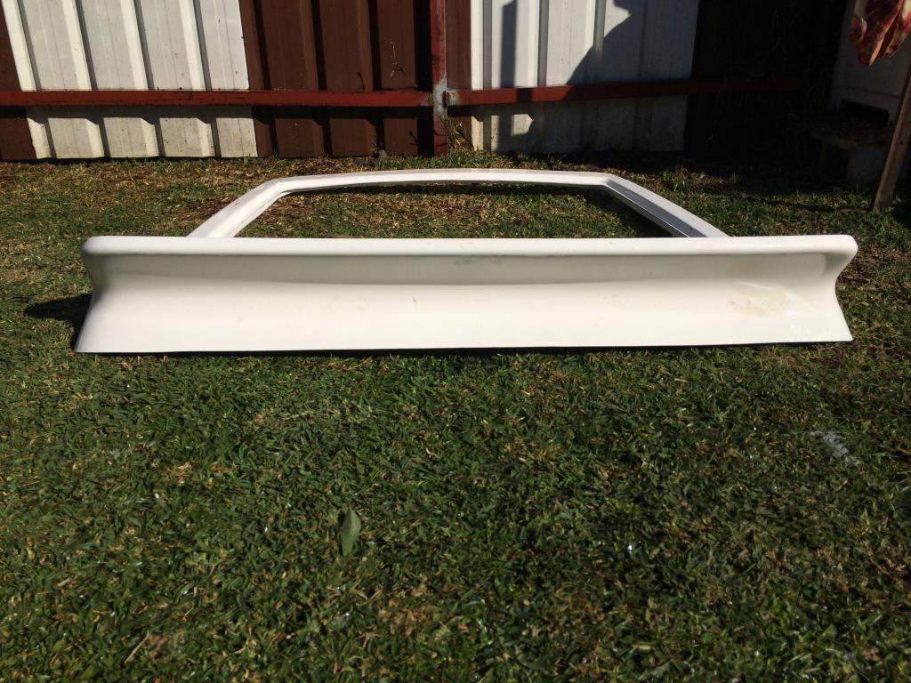 FS NSW Sydney: AE86 Fibreglass Tailgate w/ducktail and Rear 'Bolt On