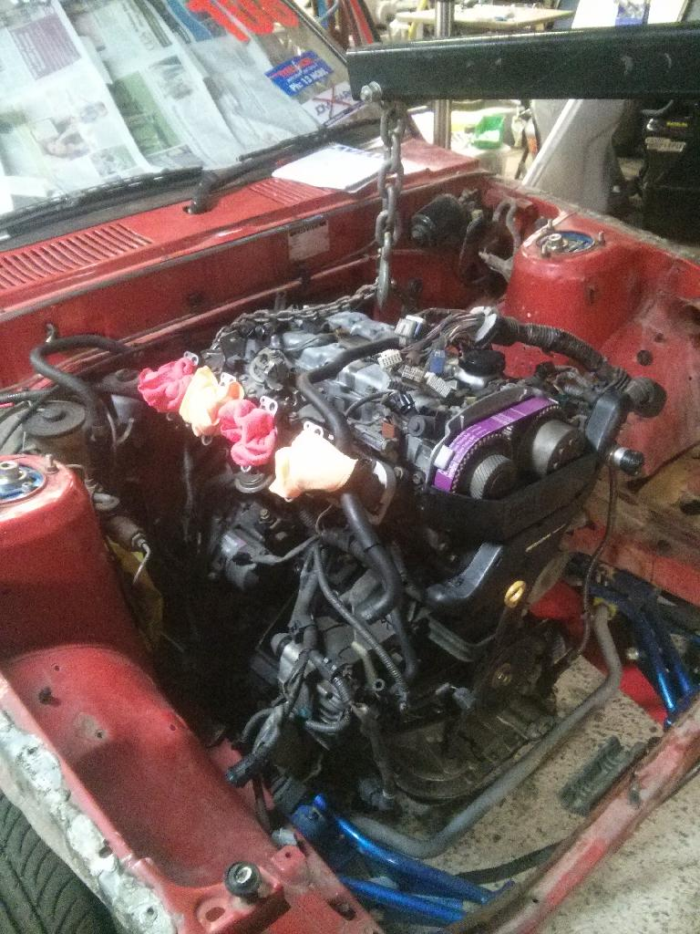 Jarrods Ke70 Archive Page 2 Ae86 Driving Club Ae86dc Thread How To 4age Into Adm Ae71 Wiring Guide