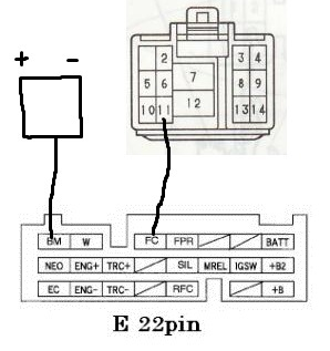 Jzx100 Ecu Wiring Diagram on japanese car wiring diagram