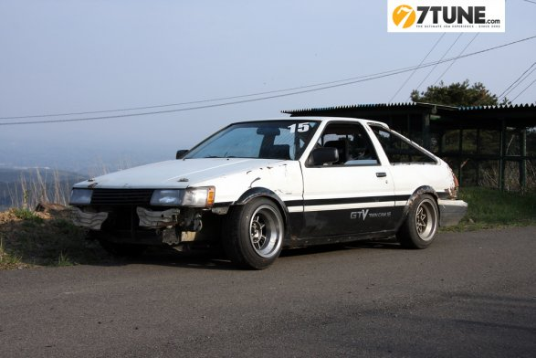Still By Far My Favourite AE86