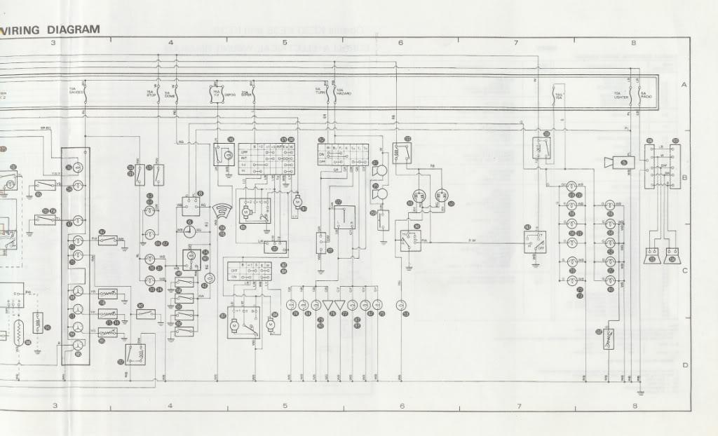 Toyota Corolla Ke70 Fuse Box, Ke70 Wiring Diagram
