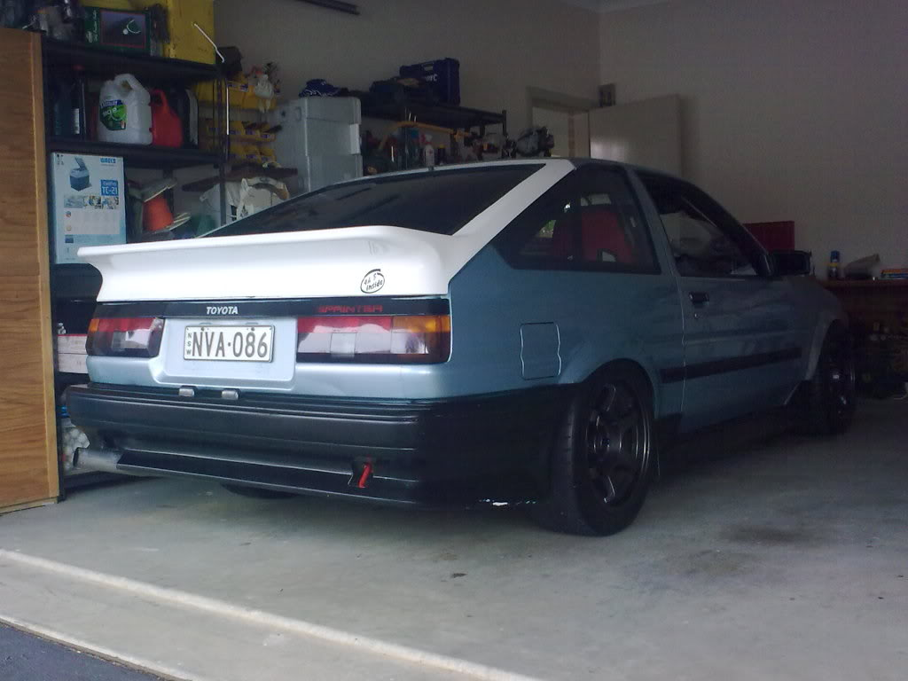 Your Hachi Archive Page 2 Ae86 Driving Club Ae86dc Thread How To 4age Into Adm Ae71 Wiring Guide